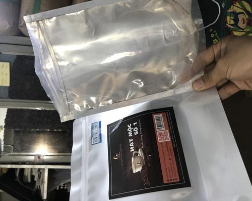 Tái sử dụng túi nhựa đựng cà phê - hành động nhỏ, hiệu quả to lớn