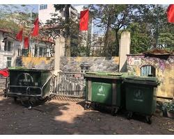 Tái sử dụng đồ nhựa để môi trường xanh