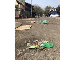 Câu chuyện rác ở chợ Long Biên (Hà Nội)