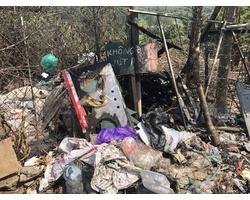 Biến bãi rác tự phát thành 'công viên'