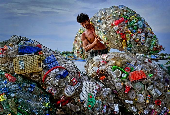 Nỗi lo rác thải nhựa